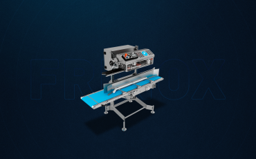 Vertical continuous sealer-manual