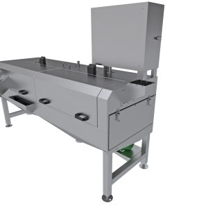 AUTOMATIC GIZZARDS PROCESSOR (capacity: 6.000 gizzards/hour)